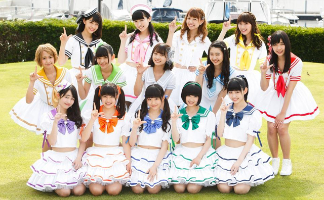 「SUPER☆GiRLS」、「Cheeky Parade」、「GEM」が新体制を発表! メンバーの増員も!!