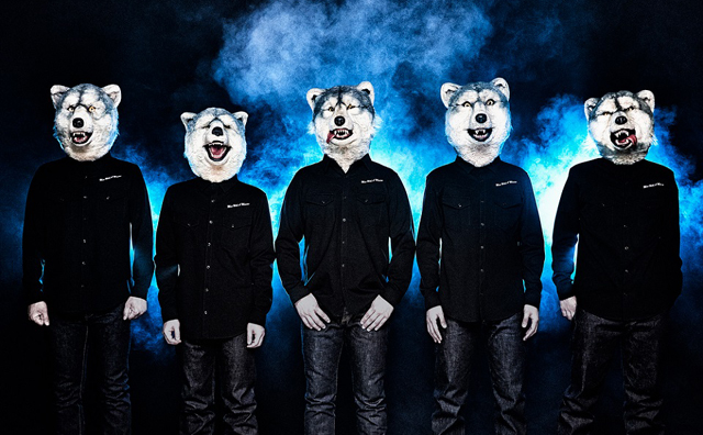 「MAN WITH A MISSION」がアニメ「いぬやしき」のオープニングテーマ曲