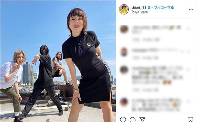 ブルゾン ちえみ instagram